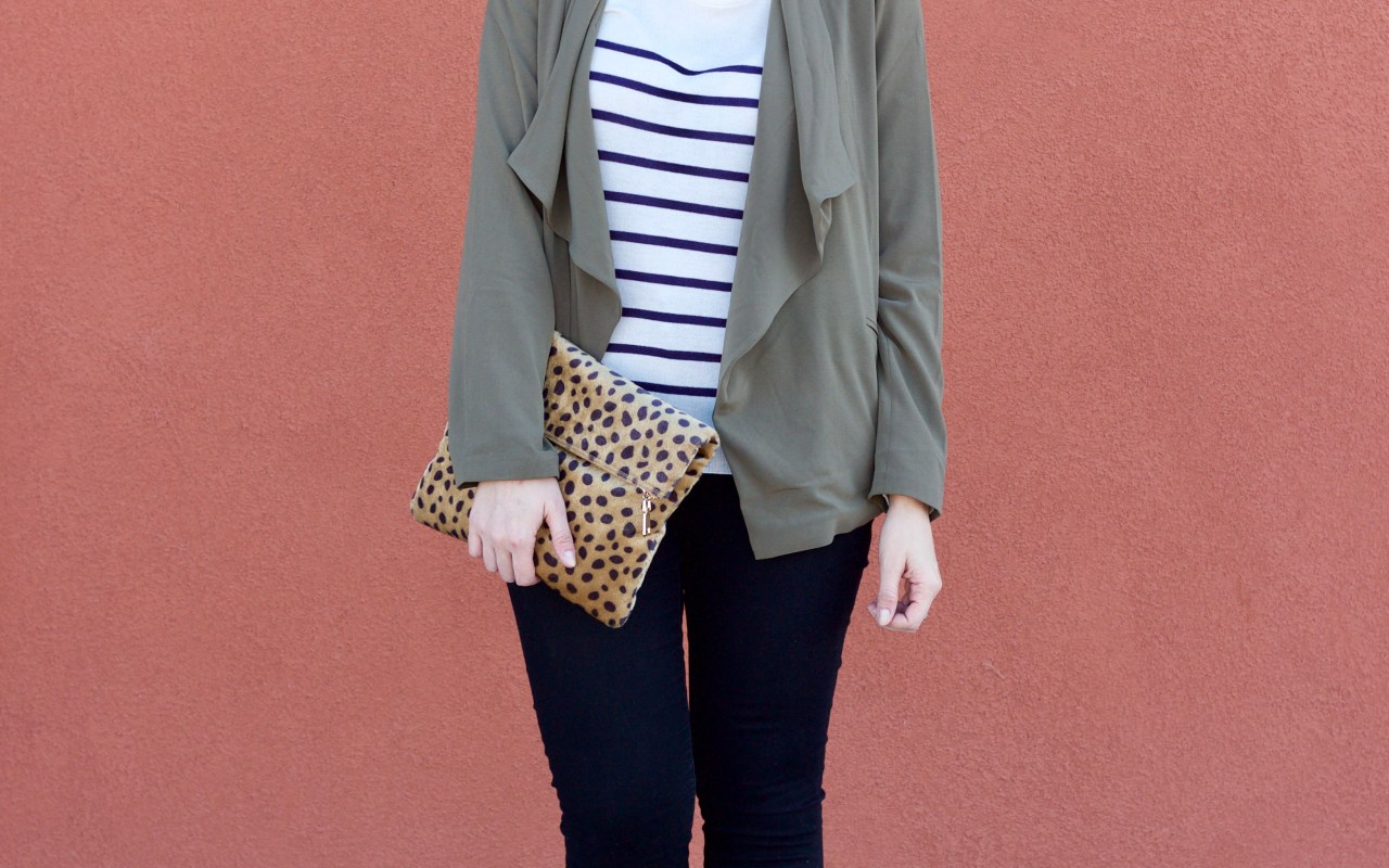 How to Layer for Fall with Tobi