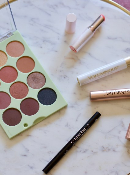 Affordable Makeup Favorites for Fall