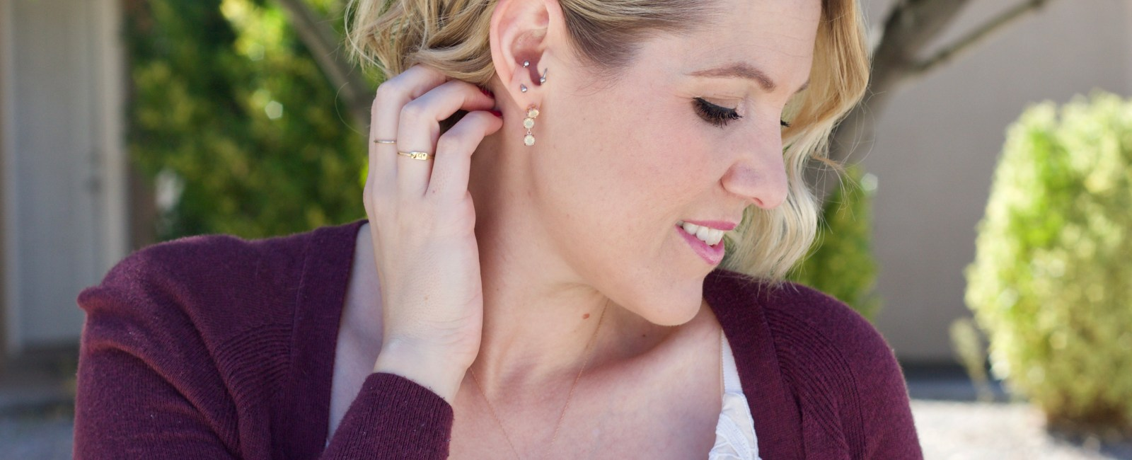 Rose Gold Jewelry for Fall with JTV