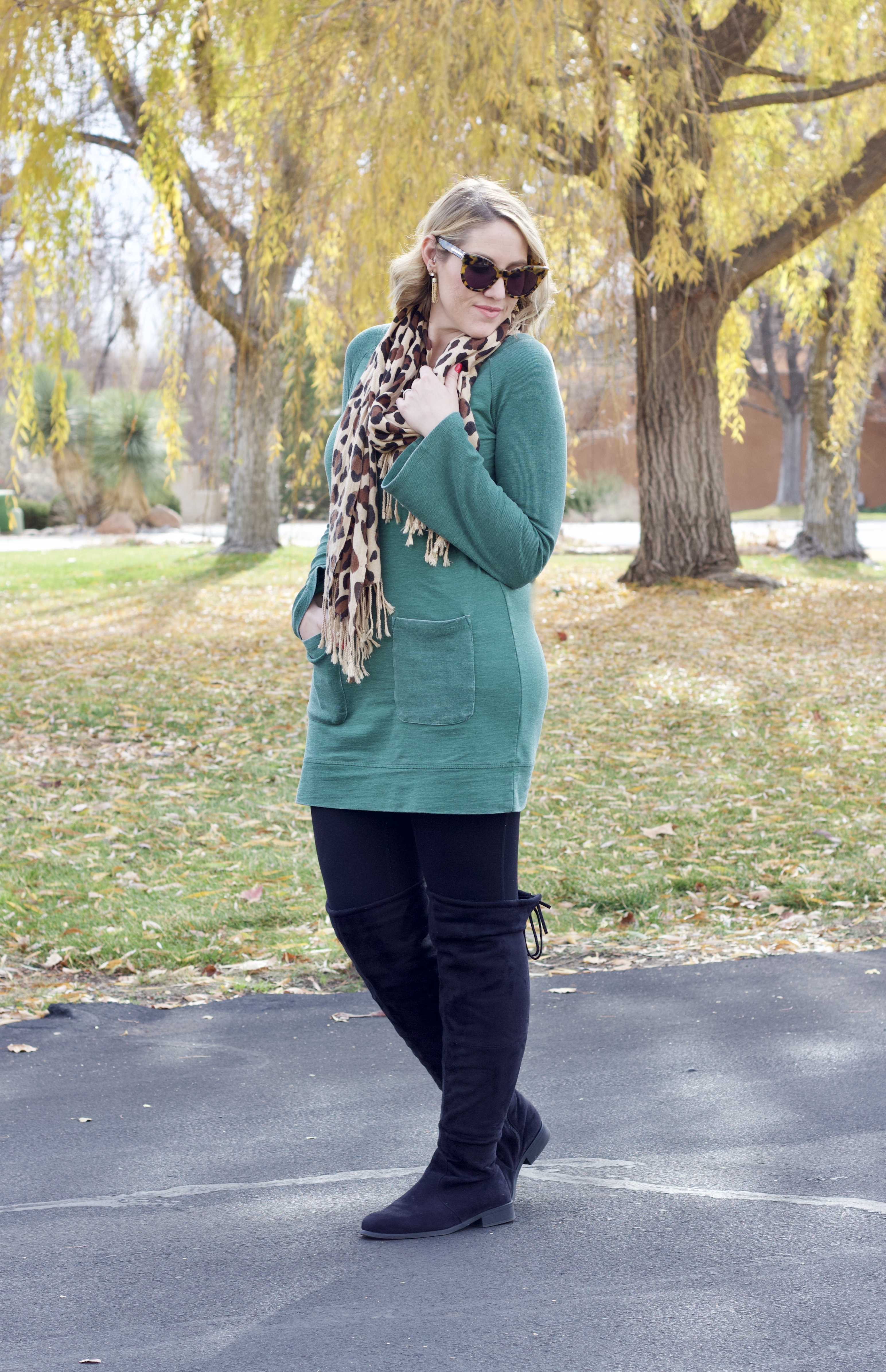 affordable over the knee boots winter
