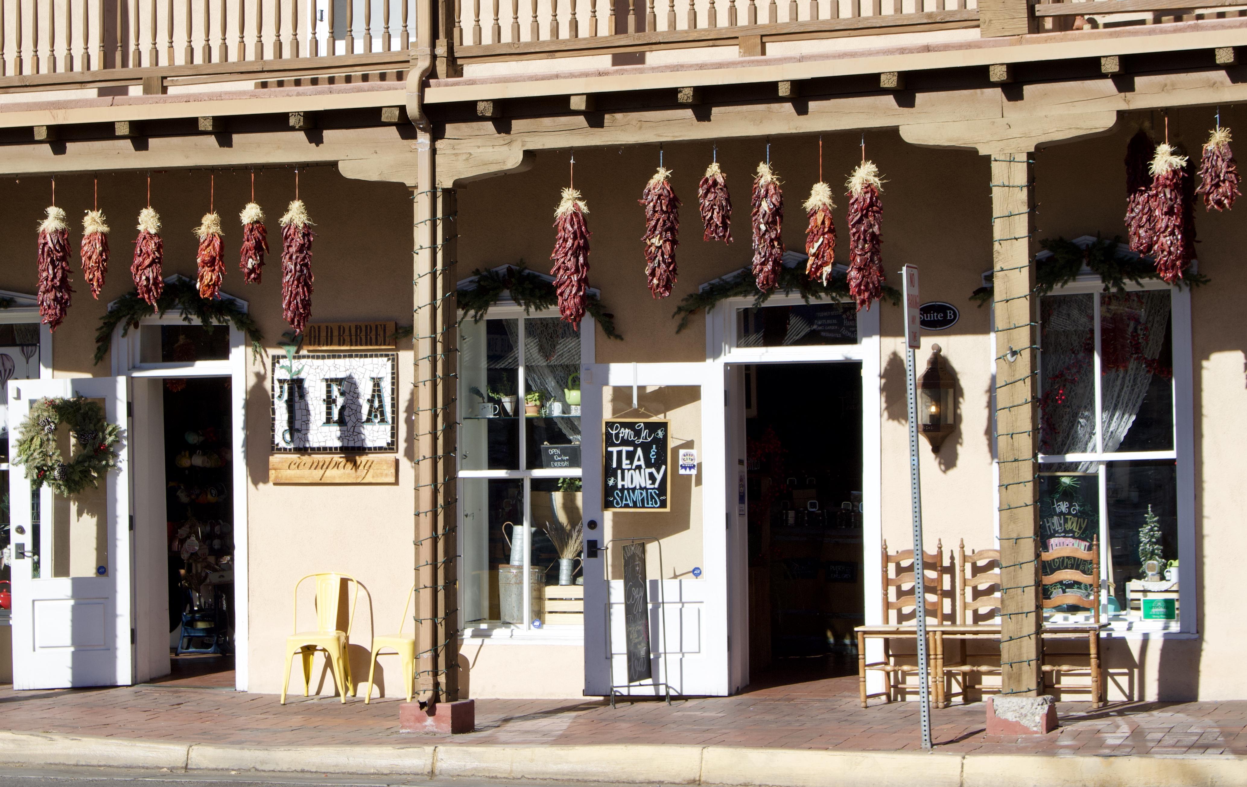 ristras old town albuquerque