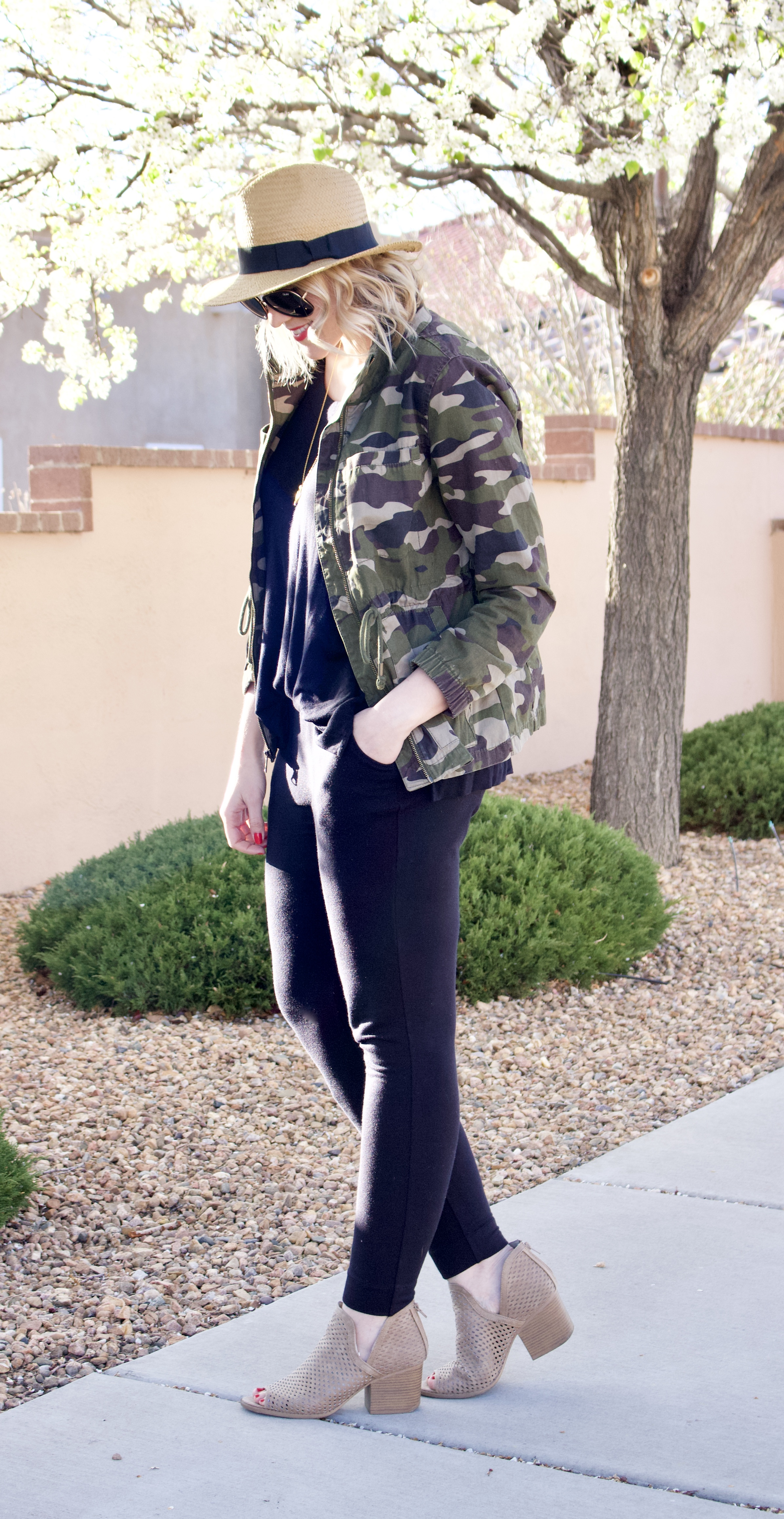 camo jacket old navy twill jacket #oldnavystyle #camojacket #camoprint