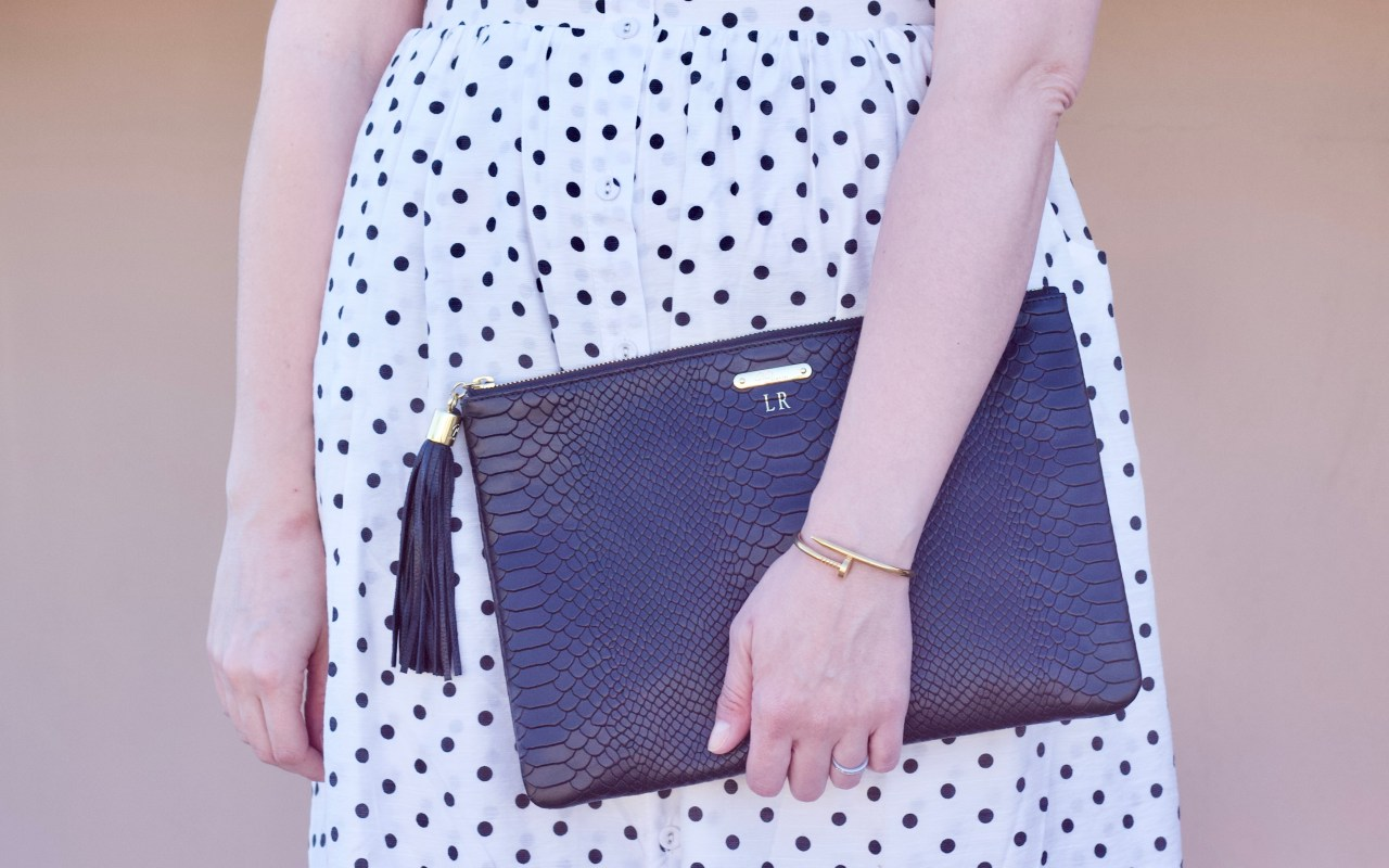 Polka Dot Midi Dress: The Weekly Style Edit