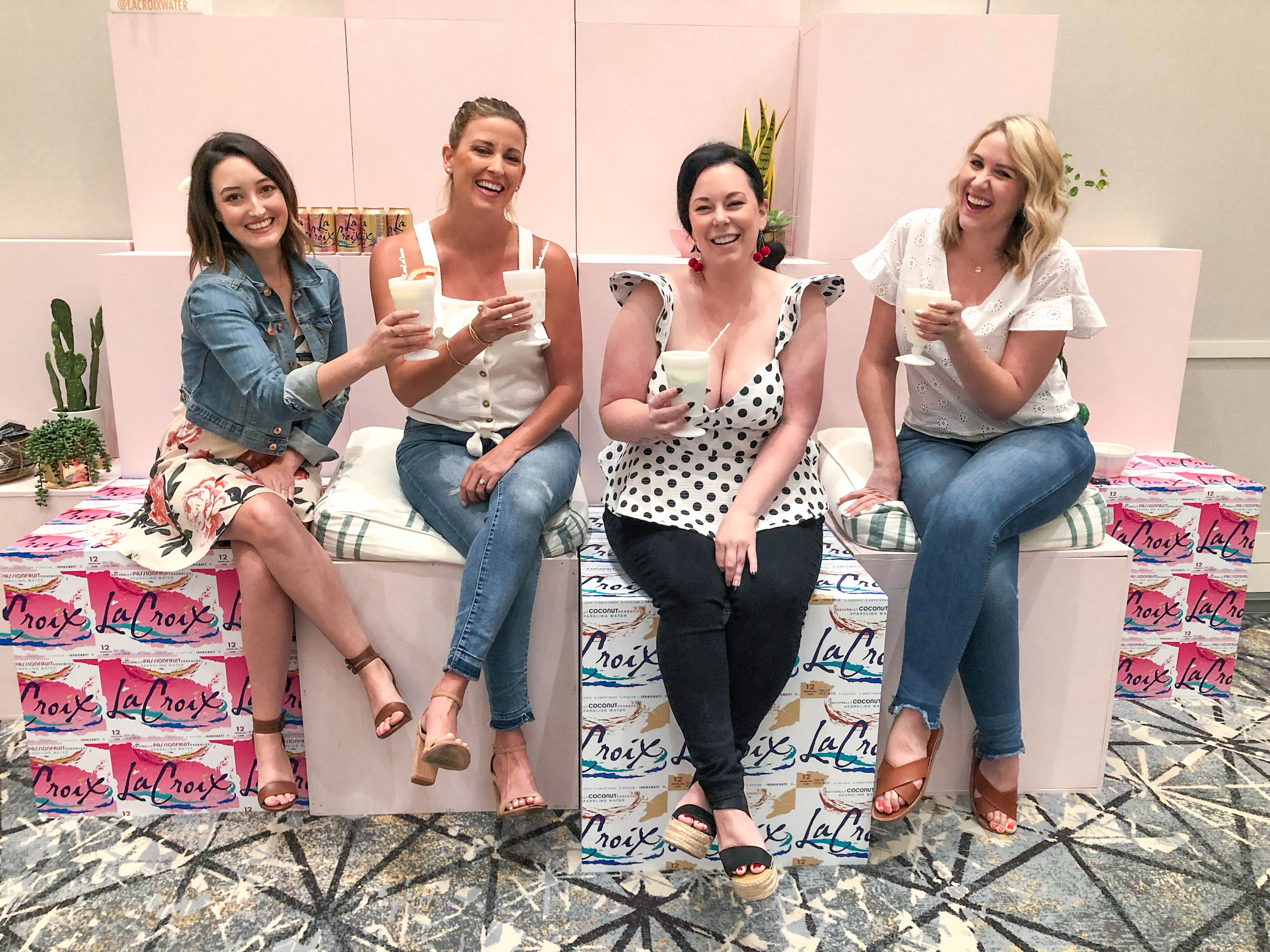 weekend in atlanta #tbscon #blogconference #lacroix