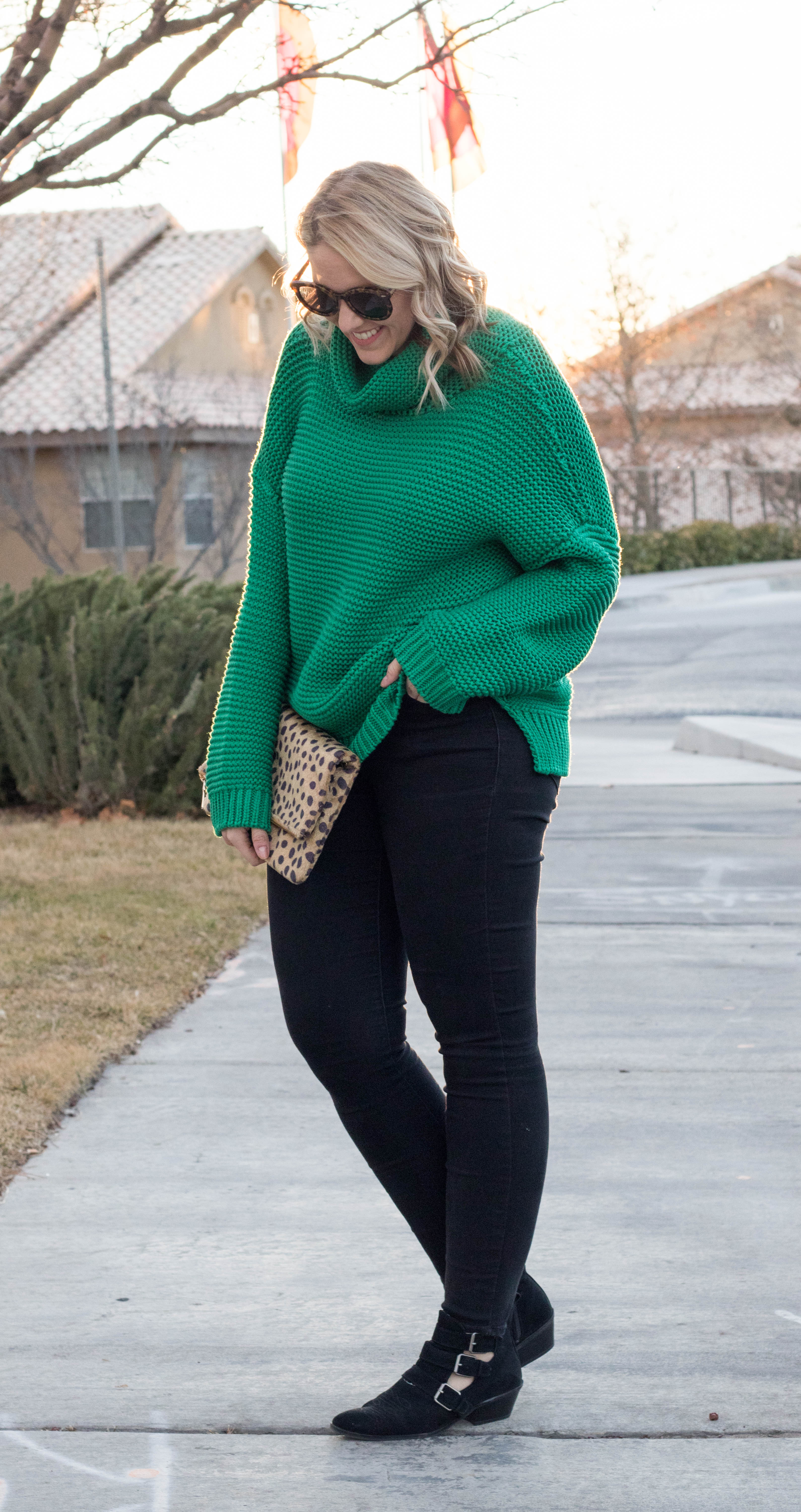 how to style black ankle boots #targetstyle #target #winterlayers