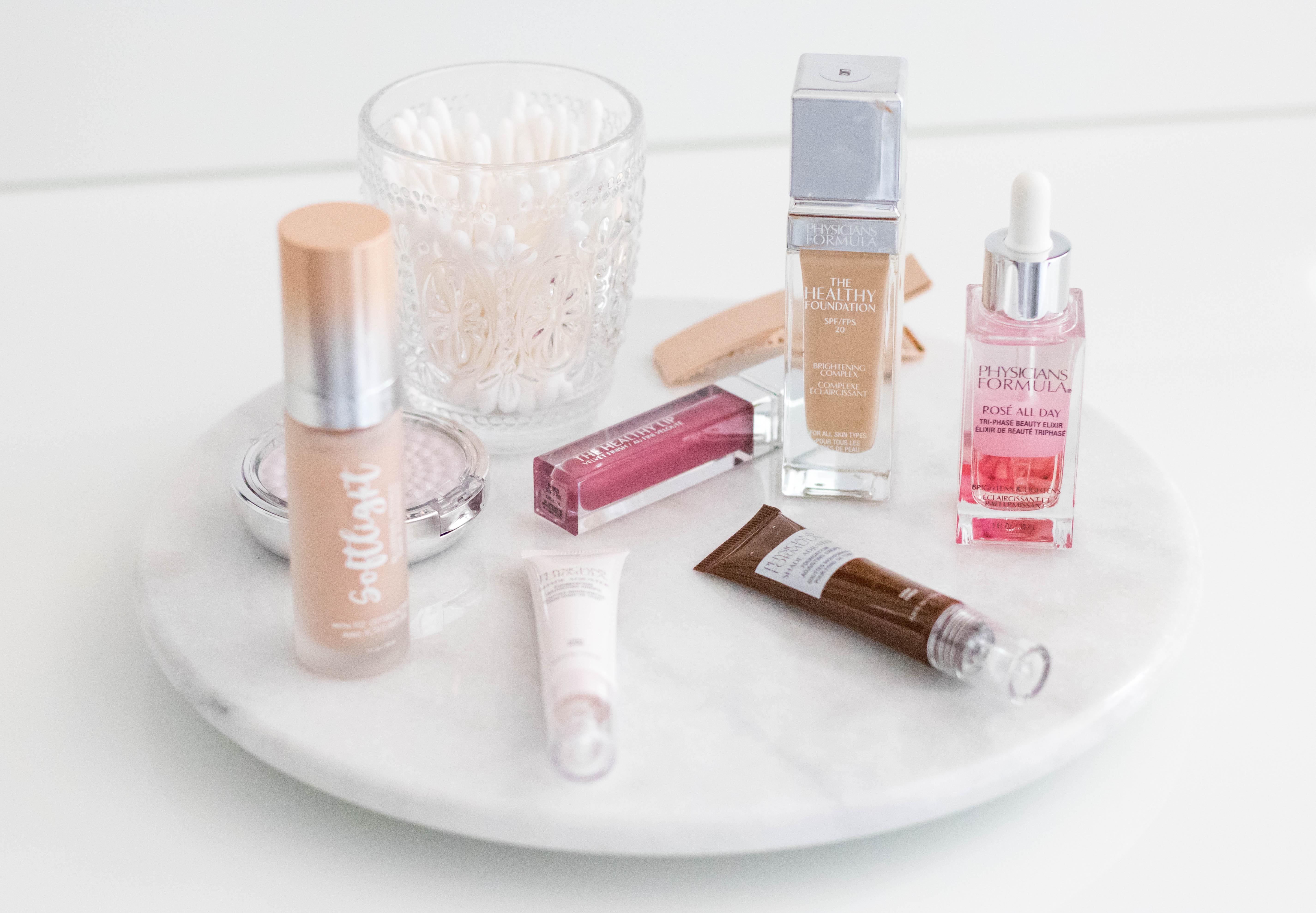 how to get glowing skin physicians formula #physiciansformula #walgreensbeauty #makeup