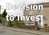Swansea Rd Photo text: decision to invest