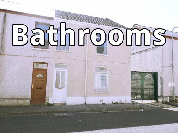 Blodwen St Bathroom