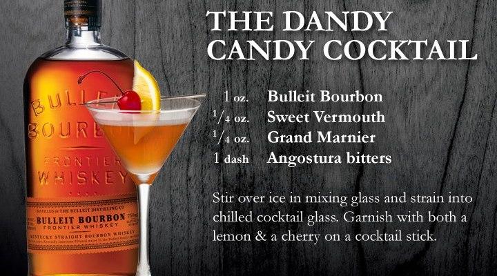 Bulleit Dandy Candy