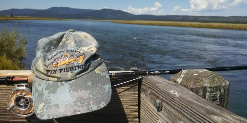 Updated: The Sporty Mossy Creek Fly Fishing Hat Road Trip