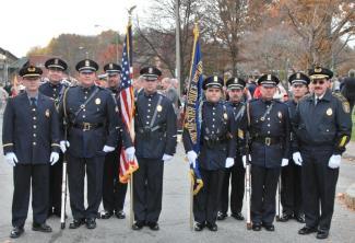 Winchester Police Honor Guard