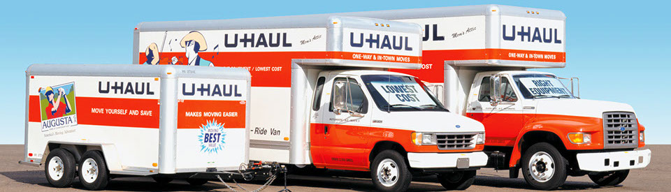 Differentiation Through Value Added Services - U-Haul
