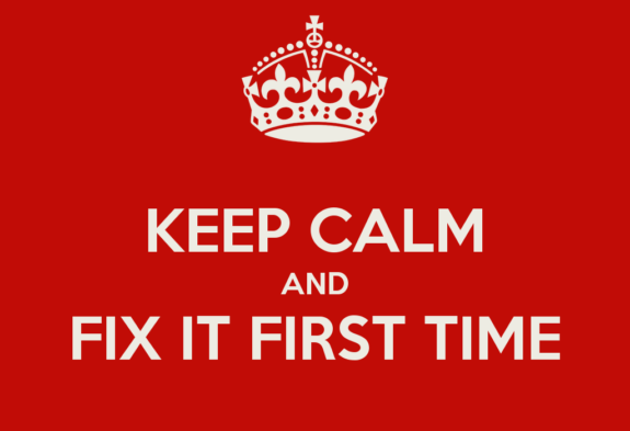 The Importance Of First Time Fix Rate