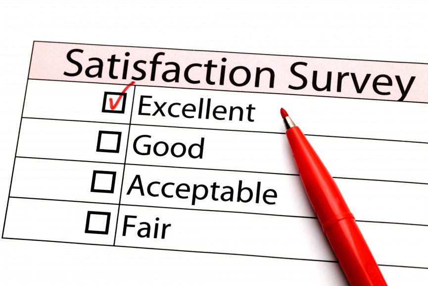 Gratification Surveys Are A No-No