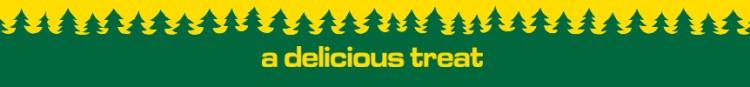 a delicious treat logo