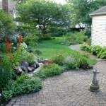 Garden summer