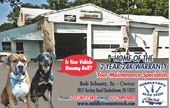Hershey Elizabethtown auto repairs and service