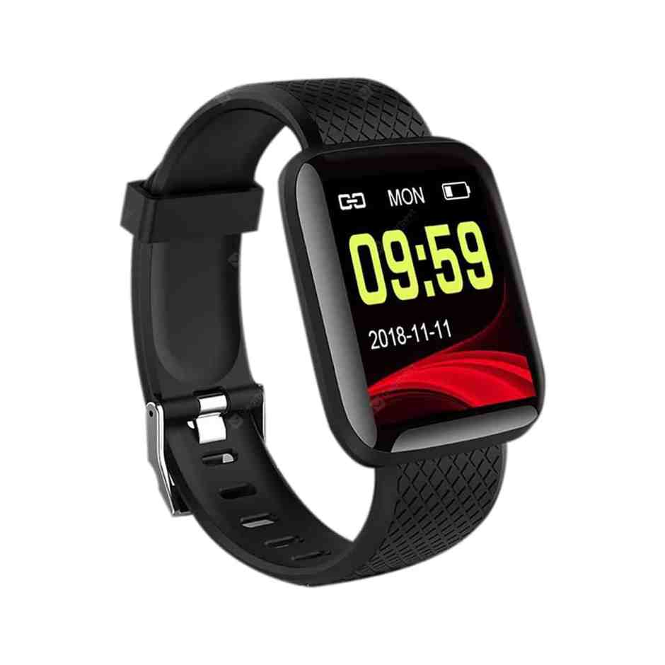 116 plus wristband sports