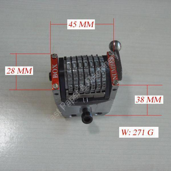 GTO – 880063 <br/> NUMBERING