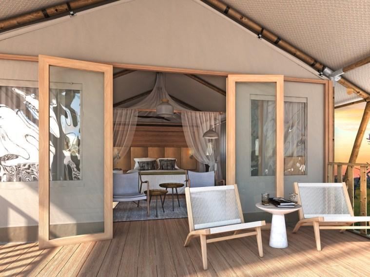 Bedroom tent 1