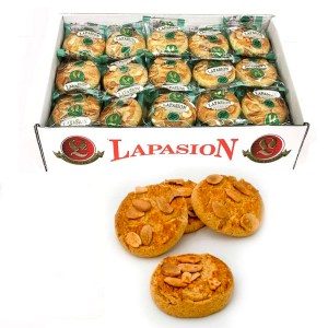 galletas con almendra sin azucares