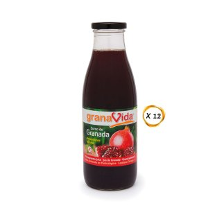 zumo de granada 750 ml