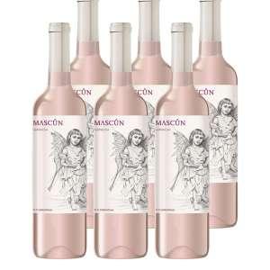 vino rosado garnacha caja 6 botellas