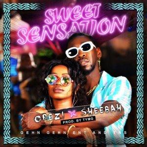 orezi sweet sensation x sheebah