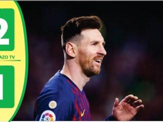 barcelona vs inter 2-1 highlights