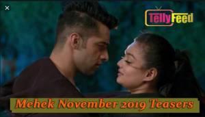 Mehek Thursday 18 November 2019 Update Zee World