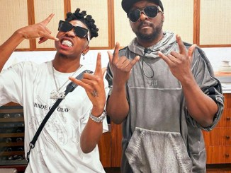 Mayorkun to Work With Will-I-Am on Black Eyed Peas Album