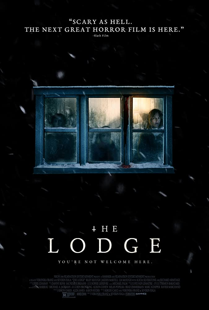 The Lodge (2019) – Hollywood Movie