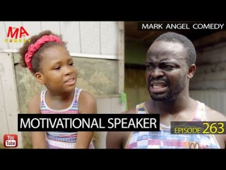 Mark Angel Comedy - Motivational Speaker (Episode 263)