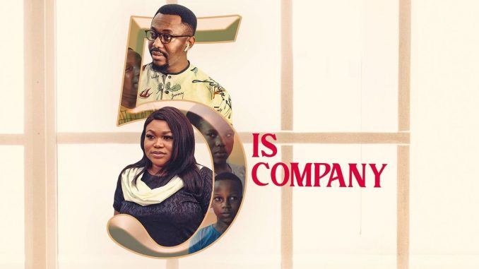 5 Is A Company – Nollywood Movie