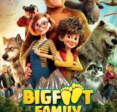 Bigfoot Family (2020)