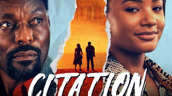 Citation – Nollywood Movie