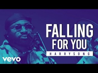 VIDEO: Harrysong – Falling For You