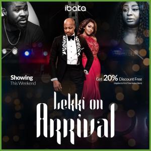 Lekki On Arrival – Nollywood Movie