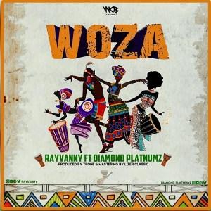 Rayvanny – Woza ft. Diamond Platnumz