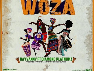 Rayvanny – Woza ft. Diamond Platnumz