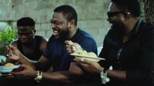 VIDEO: Basketmouth – Myself ft. Oxlade & Show Dem Camp