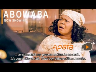Abowaba – Latest Yoruba Movie 2021