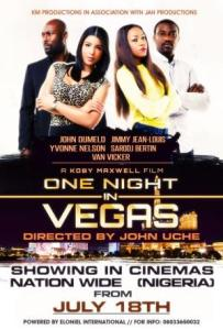 One Night In Vegas – Nollywood Movie