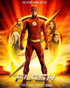 The Flash Season 7 Episode 3 – Mother [S07E03]