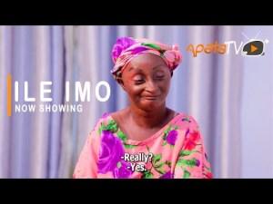 Ile Imo – Latest Yoruba Movie 2021