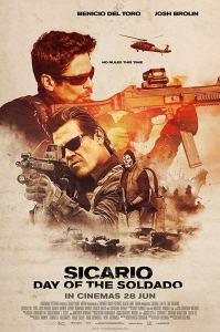 Sicario: Day of the Soldado (2018)
