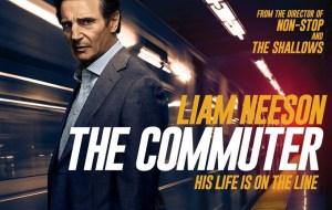 The Commuter (2018) [WEBRip]