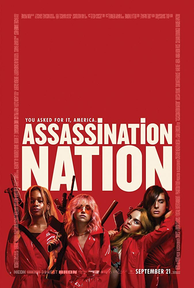 Assassination Nation (2018)