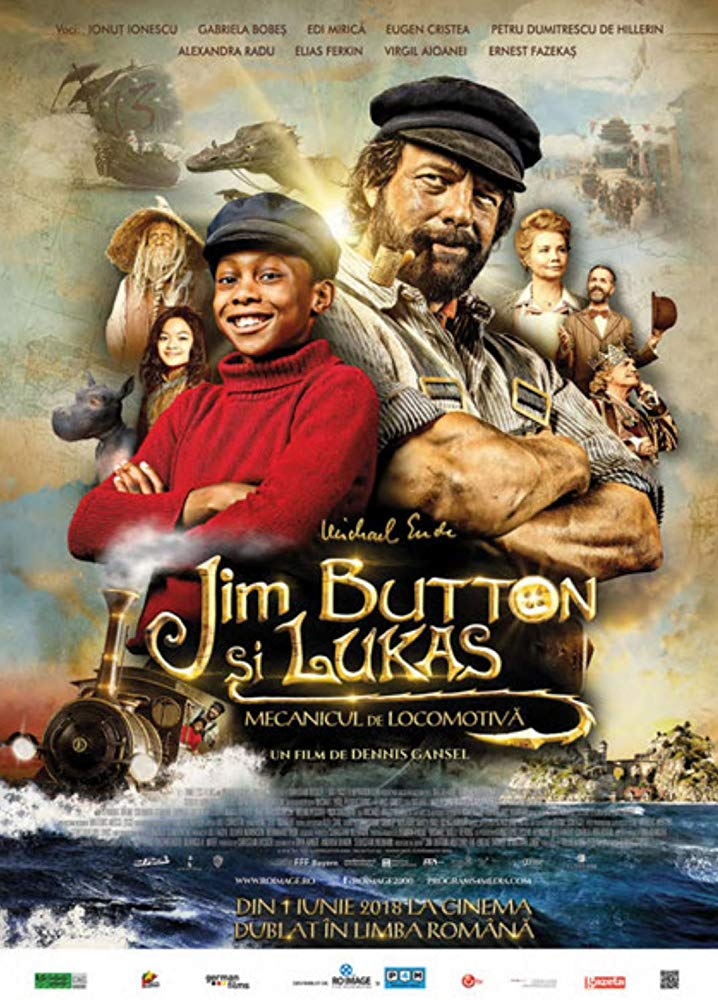 Jim Button and Luke the Engine Driver (2018) [German]