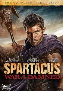 Spartacus Season 1 Episode 1-13